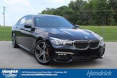 New 2019 BMW 7 Series 740i Sedan N39257 Charlotte
