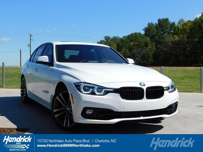 New 2018 BMW 3 Series 330i Sedan in Charlotte