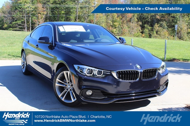 Used 2019 BMW 4 Series 430i Sedan in Charlotte, NC