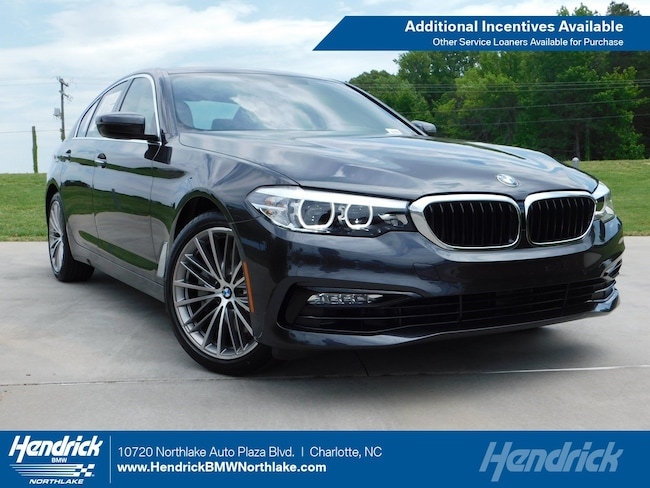 Used 2019 BMW 5 Series 530i Sedan in Charlotte, NC