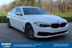 New 2019 BMW 5 Series 530e iPerformance Sedan N29431 Charlotte