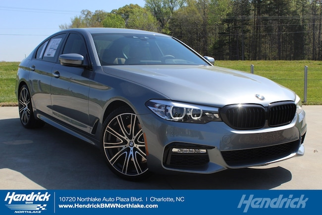 New 2019 Bmw 5 Series Sedan For Sale In Charlotte Nc Near Concord