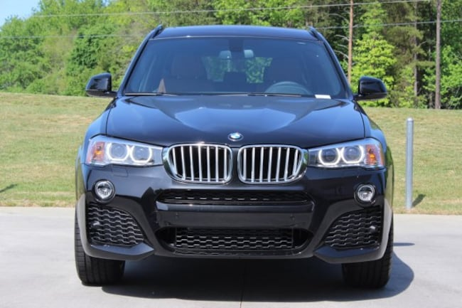 Used 2017 BMW X3 xDrive28i SUV for sale in Cary, NC
