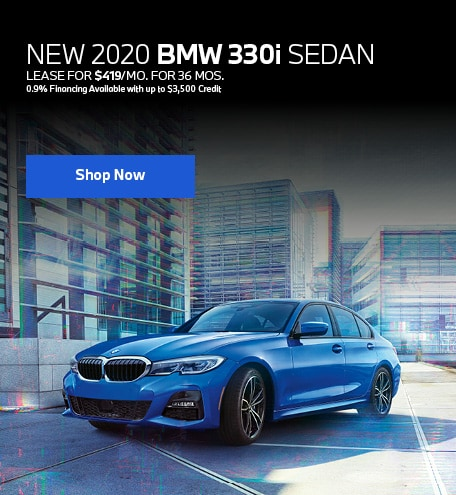 New 2020 BMW 330i