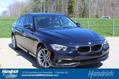 2017 BMW 3 Series 320I Sedan Charlotte