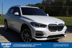 New 2019 BMW X5 xDrive40i SUV N59903 Charlotte