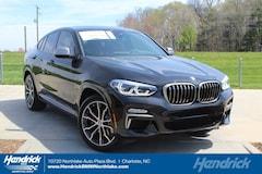 New 2019 BMW X4 M40i SUV N59698 Charlotte