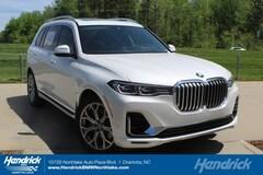 New 2019 BMW X7 xDrive40i SUV N59747 Charlotte