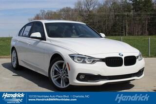 New 2018 BMW 3 Series 320i Sedan N18684 for sale in Charlotte