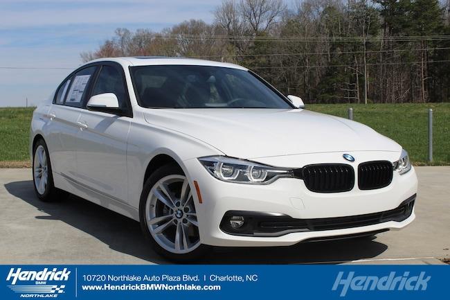 New 2018 BMW 3 Series 320i Sedan in Charlotte