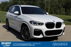 2019 BMW X3 sDrive30i SUV Charlotte