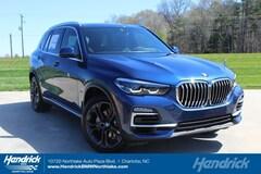 New 2019 BMW X5 xDrive40i SUV N59682 Charlotte