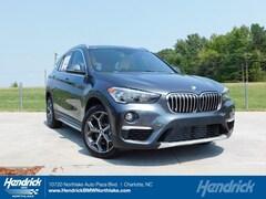 New 2019 BMW X1 sDrive28i SUV N59493 Charlotte