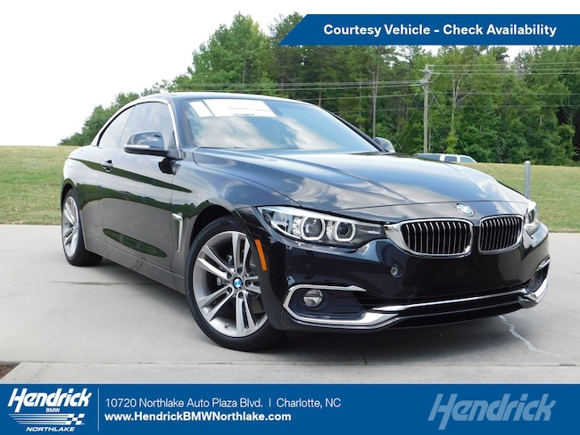 Pre-Owned 2019 BMW 4 Series 430i Convertible in Charlotte, NC