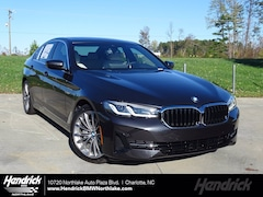 New 2021 BMW 5 Series 530i Sedan MN247 Charlotte