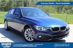 Pre-Owned 2018 BMW 3 Series 320i Sedan in Charlotte