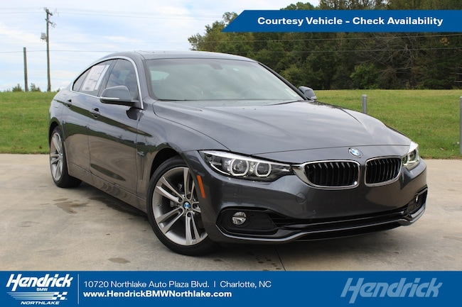 Pre-Owned 2019 BMW 4 Series 430i Sedan in Charlotte, NC