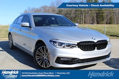 Pre-Owned 2019 BMW 5 Series 540i Sedan LNR29146 in Charlotte