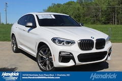New 2019 BMW X4 M40i SUV N59736 Charlotte
