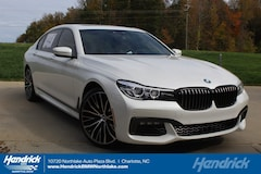 New 2019 BMW 7 Series 740i Sedan N39281 Charlotte