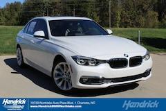 New 2018 BMW 3 Series 330e iPerformance Sedan N18963 Charlotte
