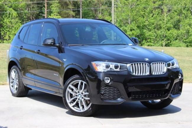 Used 2017 BMW X3 xDrive28i SUV in Charlotte, NC