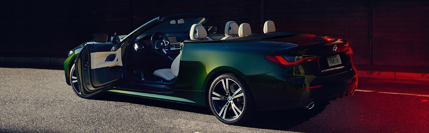 New 2021 BMW 4 Series Convertible