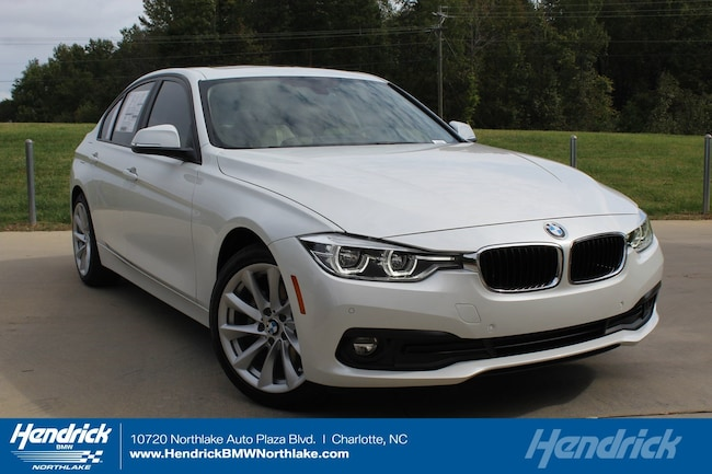 New 2018 BMW 3 Series 320i Sedan in Charlotte