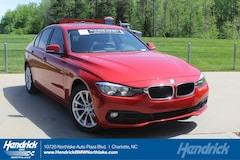 2016 BMW 3 Series 320I Sedan Charlotte