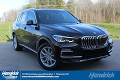 New 2019 BMW X5 xDrive40i SUV N59456 Charlotte