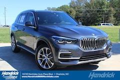 New 2019 BMW X5 xDrive40i SUV N59656 Charlotte