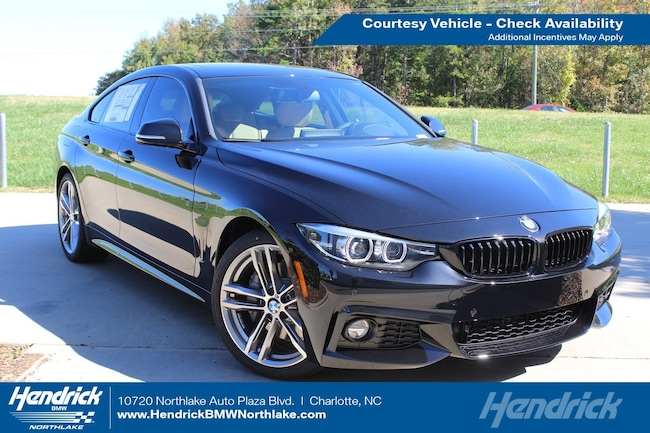 New 2019 BMW 4 Series 430i Sedan in Charlotte