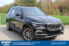 New 2019 BMW X5 xDrive40i SUV N59602 Charlotte