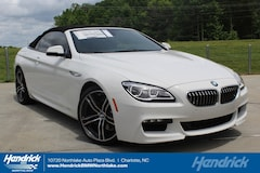 2018 BMW 6 Series 640i Convertible Charlotte