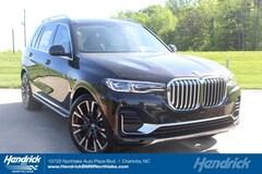 New 2019 BMW X7 xDrive40i SUV N59746 Charlotte