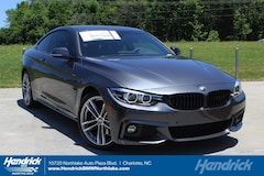 New 2019 BMW 4 Series 430i Coupe N49027 Charlotte
