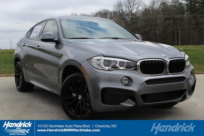 New 2019 Bmw X6 Suv For Sale In Charlotte Nc Near Concord