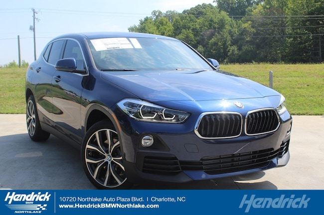 New 2018 BMW X2 xDrive28i SUV in Charlotte
