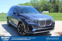 New 2019 BMW X7 xDrive50i SUV N59744 Charlotte