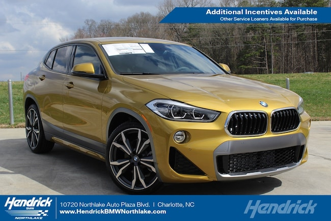 Pre-Owned 2018 BMW X2 xDrive28i SUV in Charlotte, NC