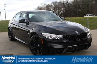 2016 BMW M3 4dr Sdn Sedan