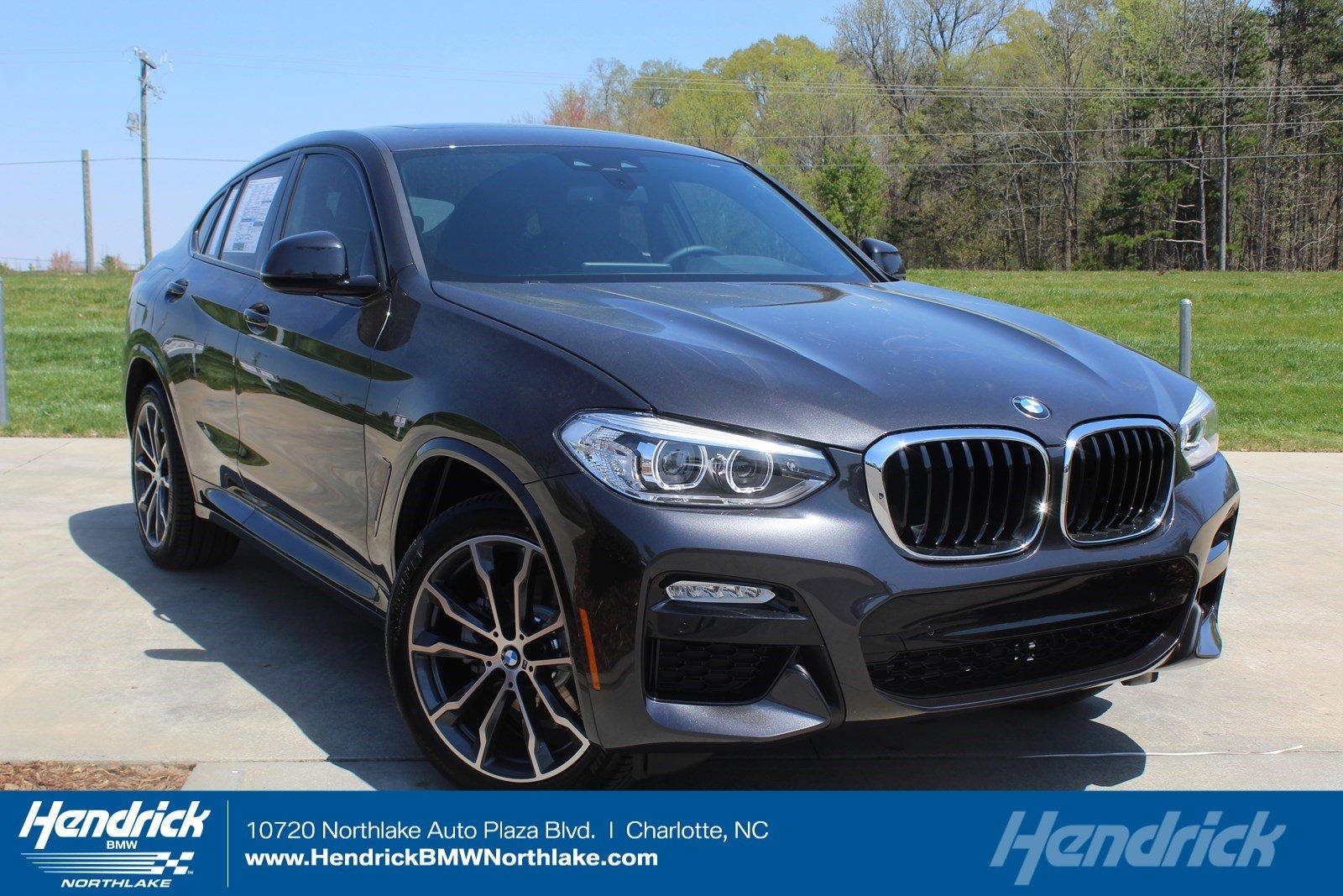 2019 BMW X4 For Sale in Charlotte NC | Hendrick BMW Northlake