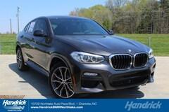 New 2019 BMW X4 xDrive30i SUV N59691 Charlotte