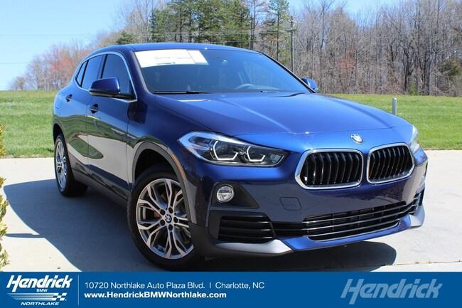 New 2018 BMW X2 xDrive28i SUV in Charlotte