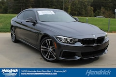 New 2019 BMW 4 Series 430i Coupe N49205 Charlotte