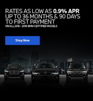 CPO 0.9% APR Up To 36 Months