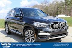New 2019 BMW X3 sDrive30i SUV N59759 Charlotte
