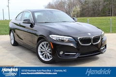 2016 BMW 2 Series 228I Coupe Charlotte