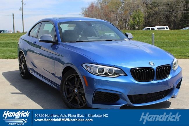 2016 BMW 2 Series M235I XDRIVE Coupe
