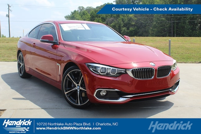 Used 2019 BMW 4 Series 430i Coupe in Charlotte, NC